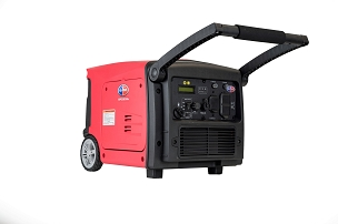 3500-Watt Gas Powered Inverter Generator with E-Start and Parallel Function Ready