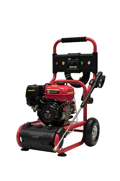 3200 PSI 7 HP 208cc 2.6 GPM Pressure Washer