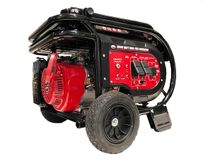 10,000-Watt Dual Fuel Electric Start Portable Generator Relaunched Style