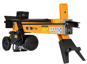 All Power 5-Ton Hydraulic Electric Log Splitter 1500 Watts