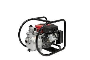 2.5 HP Gas Powered Water Pump, 1.5 inch