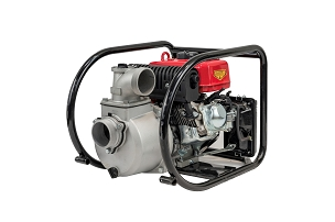 2.5 HP Gas Powered Water Pump, 3.0 inch