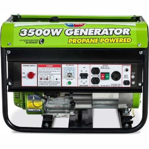 2800-Watt Propane Powered Portable Generator